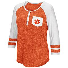 Women's Campus Heritage Clemson Tigers Conceivable Tee