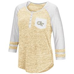 Women's Campus Heritage Georgia Tech Yellow Jackets Conceivable Tee