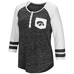Women's Campus Heritage Iowa Hawkeyes Conceivable Tee