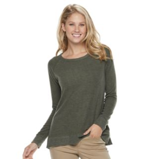 Women's SONOMA Goods for Life? Supersoft Crewneck Sweatshirt