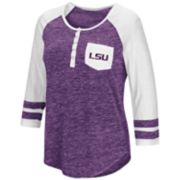 Women's Campus Heritage LSU Tigers Conceivable Tee