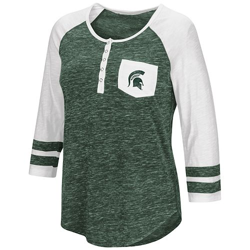 Women's Campus Heritage Michigan State Spartans Conceivable Tee