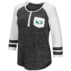 Women's Campus Heritage North Dakota Fighting Hawks Conceivable Tee