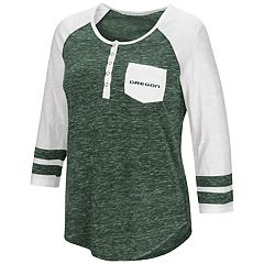 Women's Campus Heritage Oregon Ducks Conceivable Tee