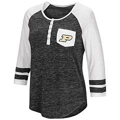 Women's Campus Heritage Purdue Boilermakers Conceivable Tee