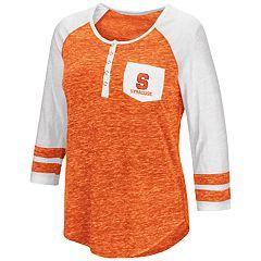 Women's Campus Heritage Syracuse Orange Conceivable Tee