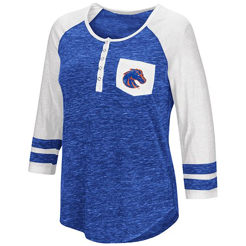 Women's Campus Heritage Boise State Broncos Conceivable Tee