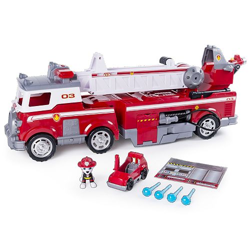 Paw Patrol Ultimate Rescue Fire Truck by Spin Master