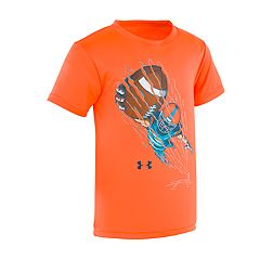 Boys 4-7 Under Armour Football Graphic Tee