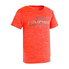 Boys 4-7 Under Armour Horizon Logo Performance Tee
