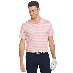 Big & Tall IZOD Ace Classic-Fit Striped Performance Golf Polo