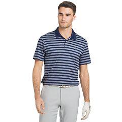 Big & Tall IZOD Ace Classic-Fit Striped Performance Golf Polo