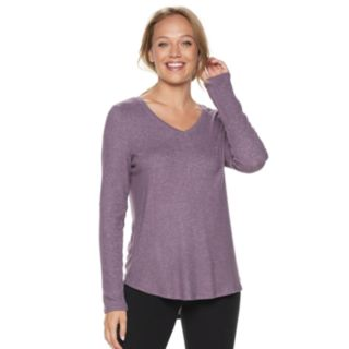 Women's SONOMA Goods for Life? Supersoft V-Neck Tee