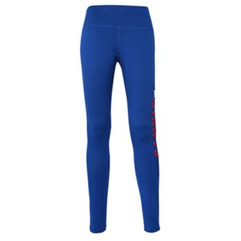 Juniors' New York Giants Classic Kicker Leggings