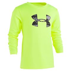 Boys 4-7 Under Armour Big Logo Graphic Tee