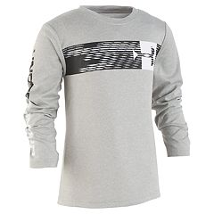 Boys 4-7 Under Armour Trave Logo Graphic Tee