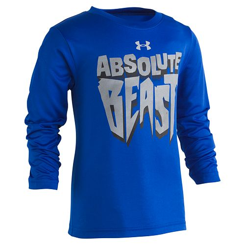 """Boys 4-7 Under Armour """"Absolute Beast"""" Graphic Tee"""