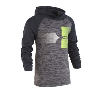 Boys 4-7 Under Armour Hooded Twist Graphic Top