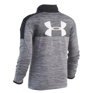 Boys 4-7 Under Armour Standout 1/4 Zip Top