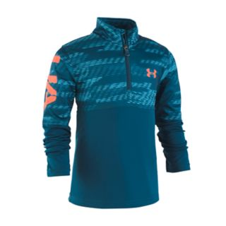 Boys 4-7 Under Armour Trave 1/4-zip Pullover