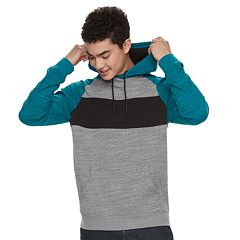 Men's Urban Pipeline™ Chest-Stripe Pull-Over Hoodie