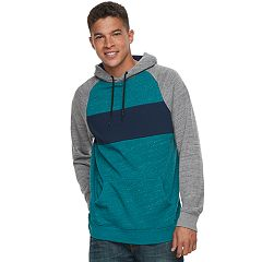 Men's Urban Pipeline® Chest-Stripe Pull-Over Hoodie
