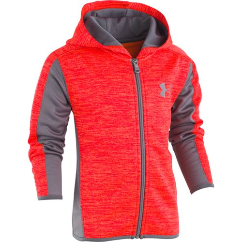 Boys 4-7 Under Armour Dash Front Zip Hoodie