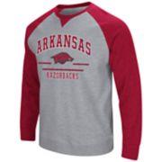 Men's Arkansas Razorbacks Turf Sweatshirt