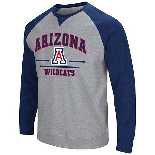 Men's Arizona Wildcats Turf Sweatshirt