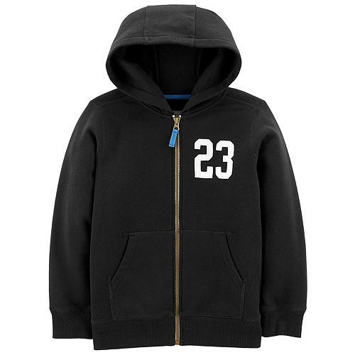 Boys 4-12 Carter's Zip Hoodie