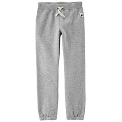 Boys 4-12 Carter's Fleece Pants