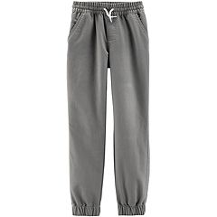 Boys 4-12 Carter's Pull On Knit Pants