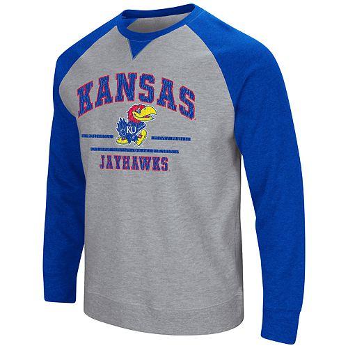 Men's Kansas Jayhawks Turf Sweatshirt