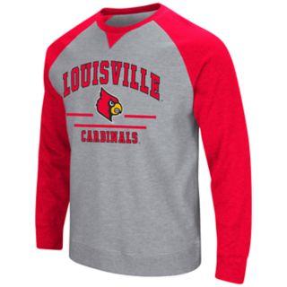 Men's Louisville Cardinals Turf Sweatshirt