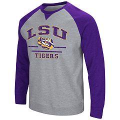 Men's LSU Tigers Turf Sweatshirt