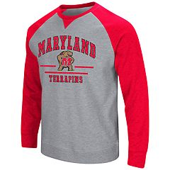 Men's Maryland Terrapins Turf Sweatshirt