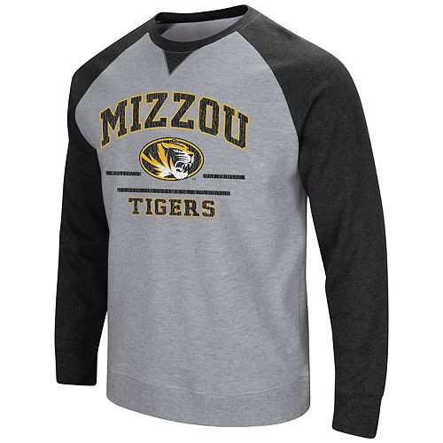 Men's Missouri Tigers Turf Sweatshirt