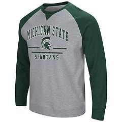 Men's Michigan State Spartans Turf Sweatshirt