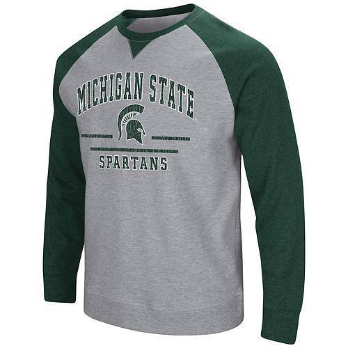Men's Michigan State Spartans Turf Sweatshirt