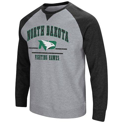 Men's North Dakota Fighting Hawks Turf Sweatshirt