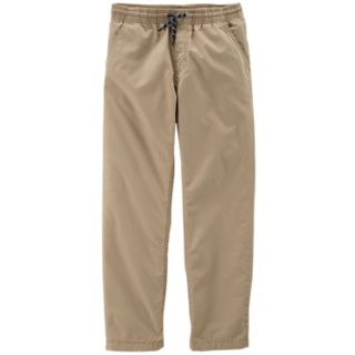 Boys 4-12 Carter's Lined Pants
