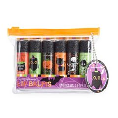 Simple Pleasures Spooky Treats 6-pc. Lip Balm Set