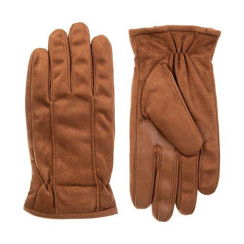 Men's isotoner smartDRI® Microfiber Gloves