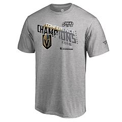 Men's Vegas Golden Knights 2018 Conference Champions Chip Pass Tee