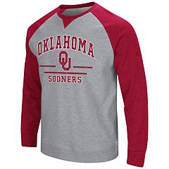 Men's Oklahoma Sooners Turf Sweatshirt