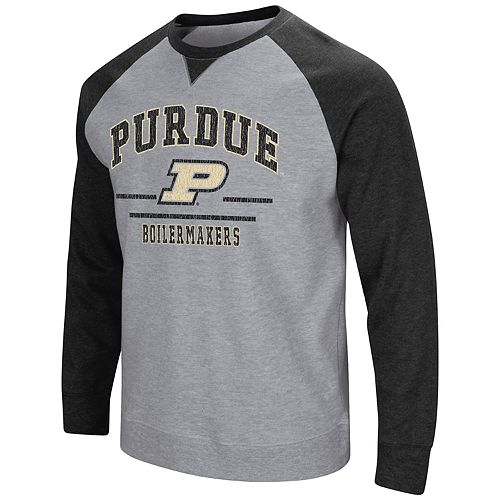 Men's Purdue Boilermakers Turf Sweatshirt