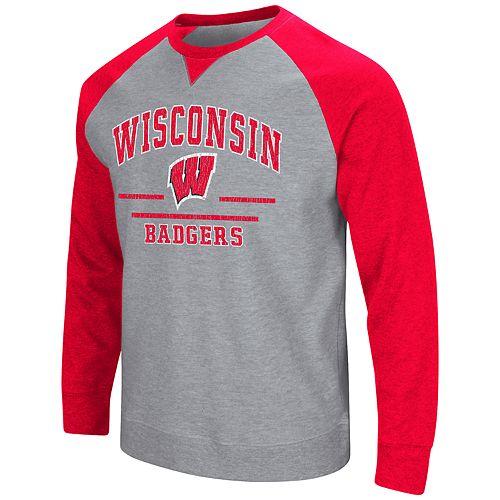 Men's Wisconsin Badgers Turf Sweatshirt