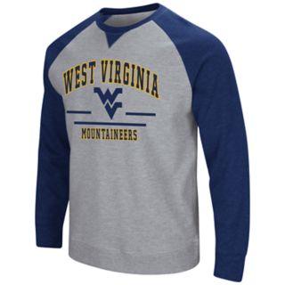 Men's West Virginia Mountaineers Turf Sweatshirt