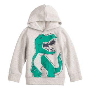 Toddler Boy Jumping Beans® Character Softest Fleece Pullover Hoodie
