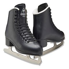 Men's Jackson Black Finesse Series Recreational Ice Skates